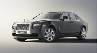 Rolls-Royce 200EX: A Silver Ghost Return?