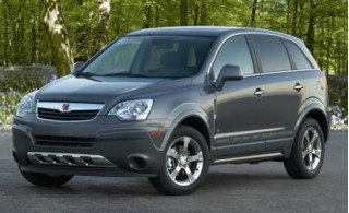 Saturn Vue Two-Mode Hybrid