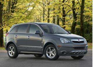 2009 Saturn VUE Hybrid Car