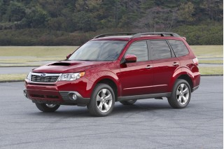 2010 Subaru Forester Photo