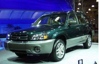2005 Subaru Forester Photo