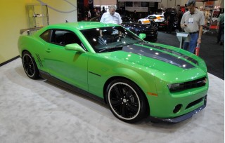 Camaro Green on Green Exactly Im Referring Officially Called Synergy Green Camaro