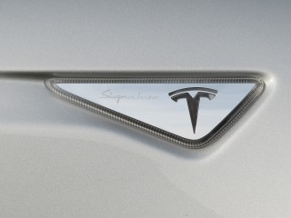 Electric-Car Maker Tesla Gains In Brand Awareness