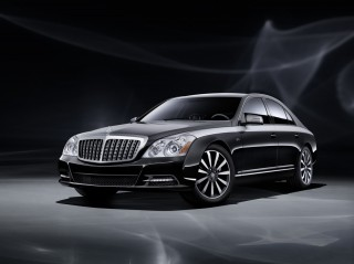 2011 Maybach 57S Photo