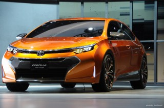 Toyota Furia Concept revealed at 2013 Detroit Auto Show