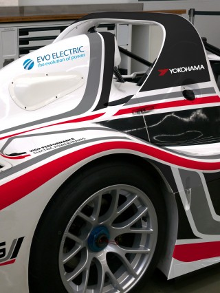 Toyota Motorsport Electric Racer