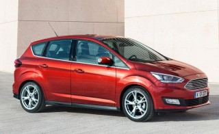 Updated Ford C-Max European Models Unveiled For Paris Motor Show
