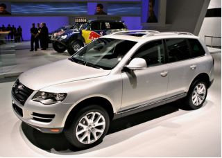 2009 Volkswagen Touareg Photo