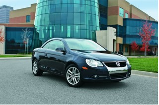 2009 Volkswagen Eos Photo