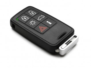 Volvo Personal Car Communicator (PCC)