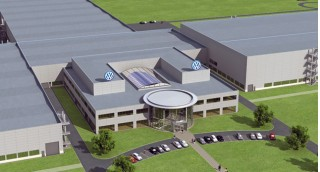 VW Chattanooga plant